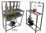 Manual Bottle Washing And Filling Machine For 330ml 500ml 750ml 1l 2l 5l 5gallon
