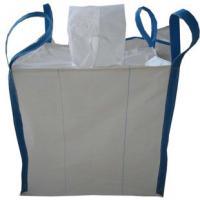 1 Ton FIBC , Big Jumbo Bag / Flexible Container PP Woven Bag For Sand Loading