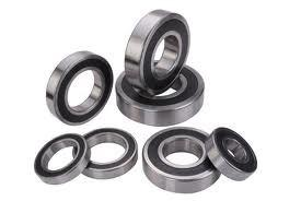 China Aluminium Profile Deep Groove Ball Bearings Stainless Steel Open and Seal on sale