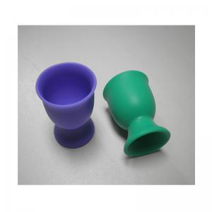 China silicone egg cup wholesale ,silicone kitchenware cups on sale