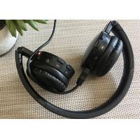 China Folding Wireless Bluetooth Headphones Behind The Neck Space Saving on sale