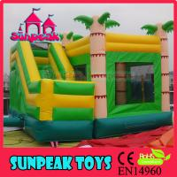 COM-171 Commercial Fun Indoor Inflatable Trampoline