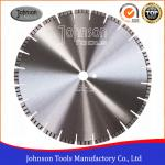 350mm Laser Welded Diamond Turbo Segmented Saw Blade for Cutting Reinforced Concrete