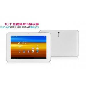China 10 inch tablet pc, with Android 4.0 OS,  IPS screen, 1280*800, 1.2Ghz Cortex A8 on sale