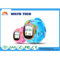 Blue Cell Phone Wrist Watch Multicolor AGPS mobile android watch S866w