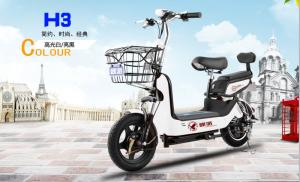 China Long Range Adult Electric Bike 50-60km Motor Power CE/EEC/DOT on sale