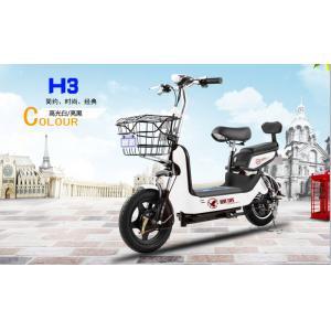 China Long Range Adult Electric Bike 50-60km Motor Power CE/EEC/DOT on sale