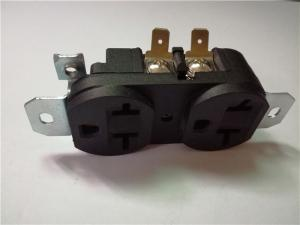 China 220 Volt Electrical Plugs / Sockets Terminal Block Parts Thin Metal Pin Progressive Stamping Die on sale