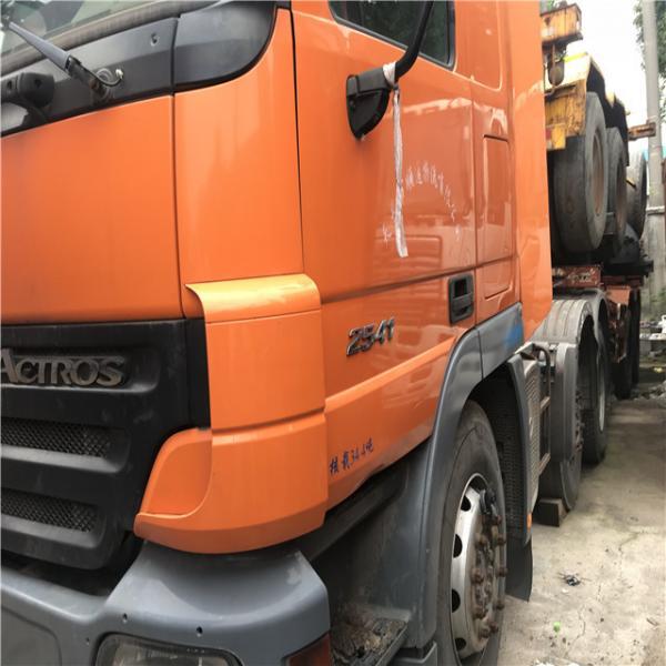 Used original ,mercidens benz dump truck 6x4/8x2 ten wheel