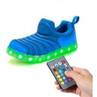China Men Women Remote Control LED Shoes Rechargeable Function For Parties on sale