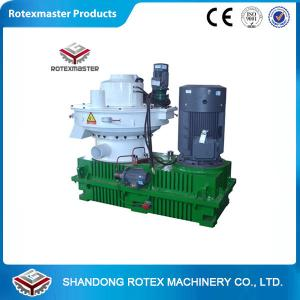 China Durable Wood Pellet Manufacturing Equipment , Wood Pellet Extruder Big Capacity on sale