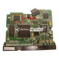 WD HDD PCB logic board printed circuit board 2060-001047-001 for 3.5 inch IDE/PATA hard drive repair hdd date recovery