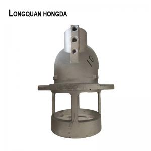 China Customized High Pressure Die Casting Parts For Lighting Parts / Machining Parts on sale