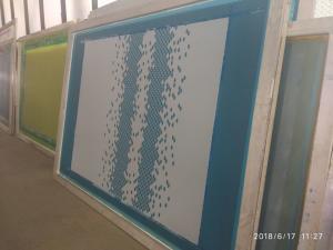China 48 X 72 1220*1830MM, SILK SCREEN GLASS, FIRTTING GLASS, CERAMIC FIRT GLASS, 2140*1320mm, DOTS PATTERNS, STIP PATTERNS, on sale