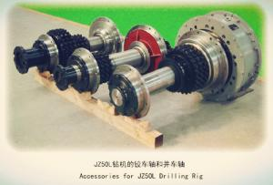 China emsco FB1300/1600 And Baojie BOMCO F800/F1000/F1300/1600 /F1600HL/F2200HL MUD PUMP SPARE PARTS on sale