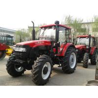 Agricultural 4 Wheel Tractors For Small Farms Diesel Engine CE ROHS