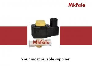 China High Performance Water Brass Solenoid Valve For Refrigeration Compressor Group Etc on sale