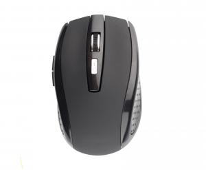 439aa42144d 2400DPI Adjustable 2.4G Wireless Gaming Mouse with 7Button - Black color