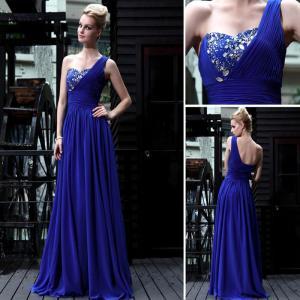 Darkish Blue Sexy Wedding Dresses