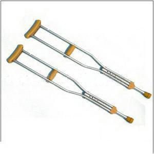 China Walking Disability Aids Aluminum Medical Walking Canes , S M L XL on sale