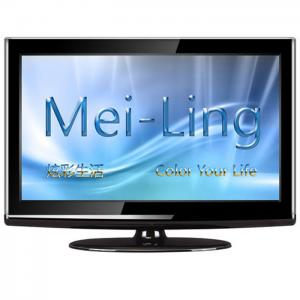 China China cheap tvs 2 Rear AV Input Black CCFL Backlit LCD TV from tv manufacturers on sale