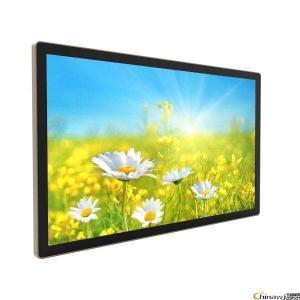 China 49 inch wall mounted smart interactive board lcd menu board digital signage kiosk interadtive digital signage totem on sale