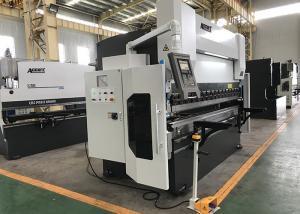 China High Power CNC Sheet Metal Brake Press Machine , Servo Electric Press Brake on sale