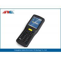 WIN CE Handheld RFID Reader Writer Barcode RFID Scanner ISO15693 Protocol