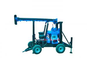 China Water Geotechnical Investigation 400m Core Drill Machine on sale