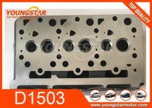 China KUBOTA D1503 Engine Cylinder Head OEM 1A013-03043 1A01303044 on sale