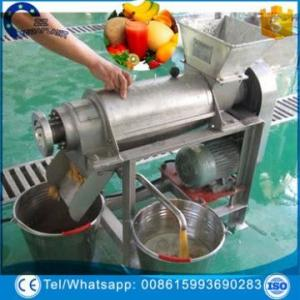 China Industrial Fruit Juice Press Machine | Spinach Cold Press Juicer on sale