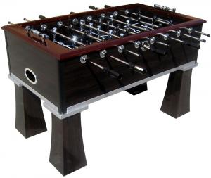 China 5 Feet Football Game Table Indoor Wooden Soccer Table With Metal Rod Bearing on sale