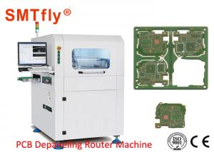 China 0.5mm Cutting PCB Separator Machine Air Compression Cooling Type SMTfly-F03 on sale