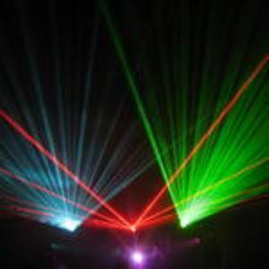 China lumière laser de disco d'animation du vert 200MW on sale