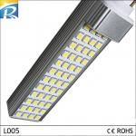 6063 Pure Aluminium 850 - 900lm 4pins G24 10W LED Fluorescent PL Lamps