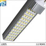 Alumínio puro AC85 do G-24 6063 ~ lâmpada do diodo emissor de luz PL de 265V/50~60Hz 10W 5050 para a loja