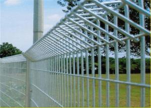 China Galvanized Powder Coated Brc Mesh Roll Top Fence on sale