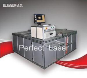 China Fully Enclosed Optical EL Automatical Defect Detector No Noise FDA SGS TUV on sale