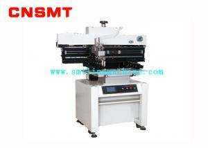 China SMT Semi - Automatic Solder Paste Printer 1200MM LED PCB Printing Device CNSMT-S2089 on sale