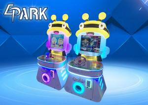 China Kids Arcade Redemption Game Machine Coin Operated English / Chinese Version on sale