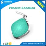 China Sentar Q60 green GPS tracker SOS call button wifi locating for kids children outdoor wholesale