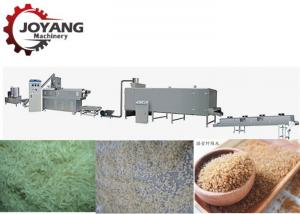 China 200kg / H Capacity Artificial Rice Machine Fortified Rice Production Line on sale
