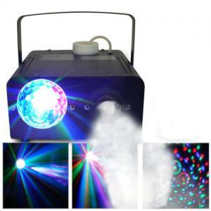China Portable Fog Machine Mist Smoke Maker With RGB LED Crystal Ball For Disco X-02 on sale
