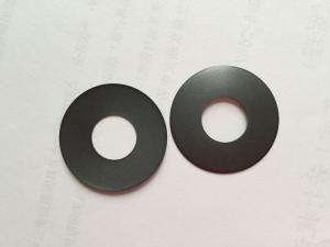 China Carbon Filled PTFE Ring Disc Teflon Ring Gasket With Low Friction Band Sinter Piston For Car Shocks on sale