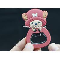 China Promotional gifts bottle opener custom bar products supply cartoon bottle opener manufacturer on sale