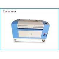 China Desktop Glass Tube Laser Engraving Cutting Machine 1300*900mm on sale