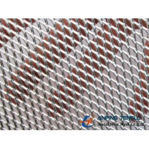 China Micro Expanded Metal With Diamond, Hexagonal Hole; S.S., Al, Ni, Cu Material on sale