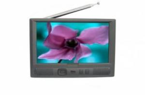 China Cheap Portable TV,mini DVD Players(KZ-T107TV) on sale