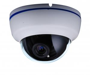 China IRIS SS WDR Indoor Security Dome Camera Wireless with 1/3 Sony Color Super HAD CCD Sensor on sale