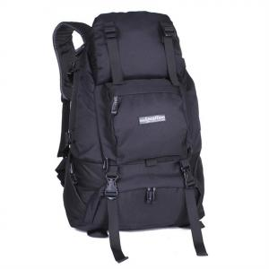 China Polyester Men Military Tactical Backpack , 60L Outdoor Sports Bag For Climbing on sale